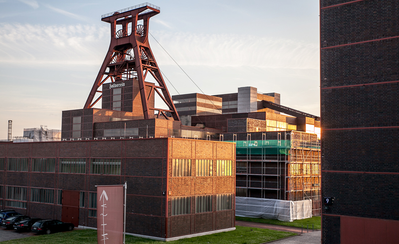 Zeche Zollverein , Architecture , © Thomas-Sievert.de