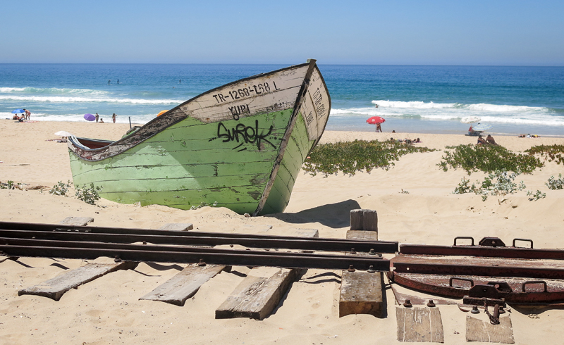 Boat , Portugal , Beach , Stills and more, © Thomas-Sievert.de